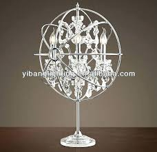 table lamp chandelier style parts awesome lamps intended for pertaining to amazing property crystal chandelier table lamp designs