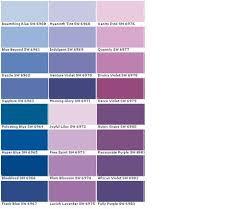 Beyond Paint Color Chart Lavender Paint Colors Chart Colors Paint Chart