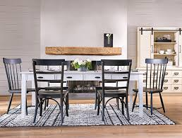 dining room ideas. Exellent Room Countryrustic Dining Room With Magnolia Home Keeping Table Intended Dining Room Ideas S