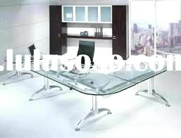 nervi glass office desk. Chic Ikea Glass Office Desk Corner Executive Nervi D