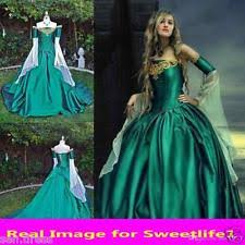 ball gowns. vintage medieval renaissance ball gown evening princess dresses prom formal gowns e