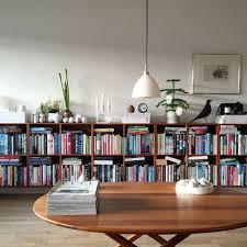 Einrichten Mit Bücherregalen Regale Quadratisch Holz