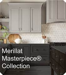 Kitchen cabinets are functional and aesthetic. Collections