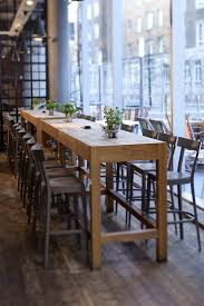 best  high tables ideas on pinterest  high table and chairs
