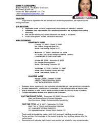 Sample Resume For The Post Of Teacher Microsoft Word Jk Teacher