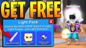 Roblox Mining Simulator Light Pack How To Get A Free Light Pack In Roblox Mining Simulator