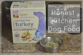Honest Kitchen Dog Food Grace Faith And Glitter - Honest kitchen dog food