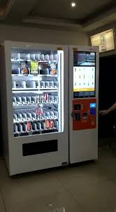 Machine Vending China Delectable Refrigerated Water Vending Machine Drink Or Snack Vending Machine