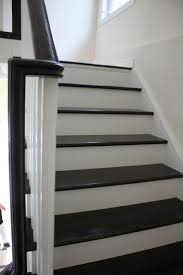 Painted Wood Stairs 109 Best Stair Ideas Images On Pinterest