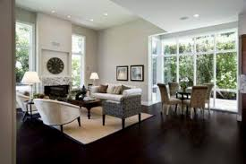 Paint For Living Room And Kitchen Paint Colors For Open Living Room And Dining House Decor