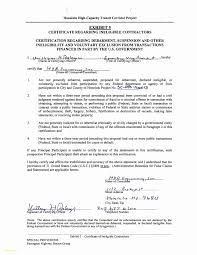 Subcontractor Letter Of Intent Template Subcontractor Letter Intent