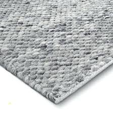 project rugs fresh chunky knit wool rug tar 62 area ivory 2