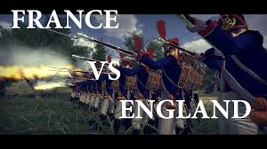 Image result for England was still at war with France