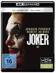 Joker 4k Ultra Hd Blu Ray Amazonde Frances Conroy