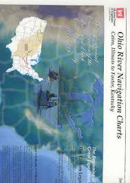 Ohio River Navigation Charts Cairo Illinois To Foster