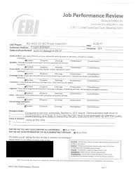 Ebi Receives Excellent Job Performance Review From Recent Brandy
