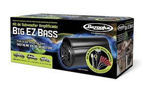amazon com bazooka bta850fh big ez bass amplified subwoofer kit bazooka subwoofer wiring diagram amazon com bazooka bta850fh big ez bass amplified subwoofer kit car electronics