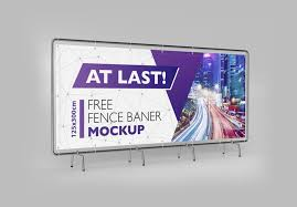 All files can be used for private. Free Advertisement Banner Mock Up 2020 Daily Mockup