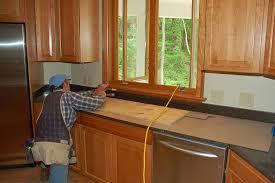 kitchen window trim