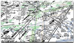 High Altitude Enroute Charts Google Earth Library