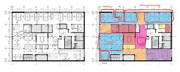 The office floor plan Small Police Department Klipfolio Office Floorplan How Office Seating Affects Energy And Efficiency