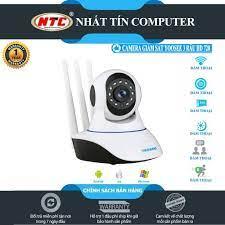 Camera IP Wifi Yoosee 3 Râu HD720P 10 đèn hồng ngoại đàm thoại 2 chiều  (Trắng) - Hệ thống camera giám sát