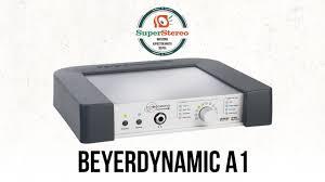 <b>Усилитель для наушников Beyerdynamic</b> a1 - YouTube