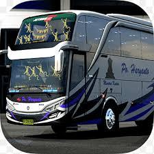Download livery bussid shd tronton original kualitas jernih terbaru. Skin Bussid Lengkap Livery Bussid Update 2 Coach Bus Simulator Driving 3d Bus Simulator Indonesia Bus Game Emblem Png Pngegg