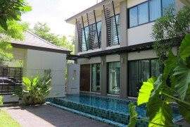 4 Bedroom House For Rent In Khlong Tan Nuea, Bangkok Near BTS Thong Lo