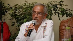 RINDEN HOMENAJE AL POETA Y NARRADOR, MARCO AURELIO CHAVEZMAYA • Ordenador  Político