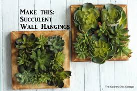 on live succulent wall art with faux succulent wall hanging craftsunder10hoa youtube