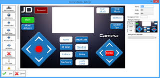 default desktop is displayed to thet user which may be confusing designing a mobile interface is very easy and you can create as many as you like