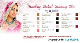 special offer on bridal makeup kits in india at coollife health beauty