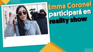 Emma Coronel participará en reality show