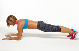Plank Exercise Chart The Ultimate 30 Day Plank Challenge For Your Strongest Core