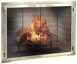 fireplace screens home depot canada gas screen safety doors