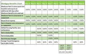 Medicare Comparison Chart Medicare Supplemental Insurance How To Plan Insurance Ads