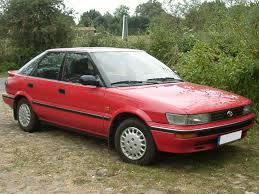 1991 Toyota Corolla liftback (e9) – pictures, information and ...