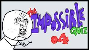 The Impossible Quiz 2 Answers Impossible Quiz 2 Updated Version