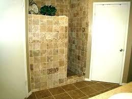 shower door half wall glass for house home design custom swinging in out charming bathtub doors frameless sho