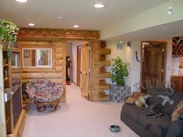 Rustic Finished Basement Ideas Amazing