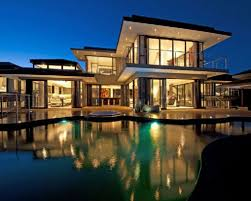 lighting house design. Glamour Nuance Of The Exterior Design For Houses Uk That Can Be Decor With Warm Lighting Inside Add Beauty Modern House Ideas