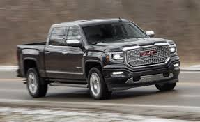 2016 GMC Sierra 1500 Denali 6.2L V-8 4x4 Test – Review &#8211 ...