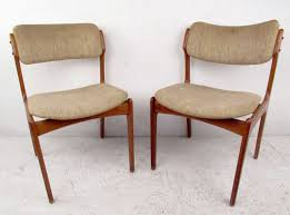 mid century dining set with table and chairs by skovby and o d scheme scandinavian design