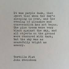 Steinbeck Quotes Enchanting John Steinbeck Poems