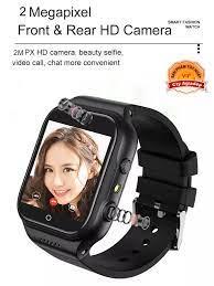Đồng hồ thông minh WIFI nghe gọi SIM 3G 4G có GPS Dual Camera GIORMANI 89