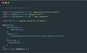 Deploying Angular Universal v6+ with Firebase
