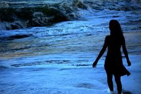 Resultado de imagem para a mulher e o mar