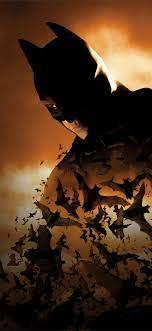 batman begins 4k poster iPhone X ...