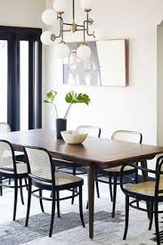 home tour a brooklyn inspired home in l a dining room